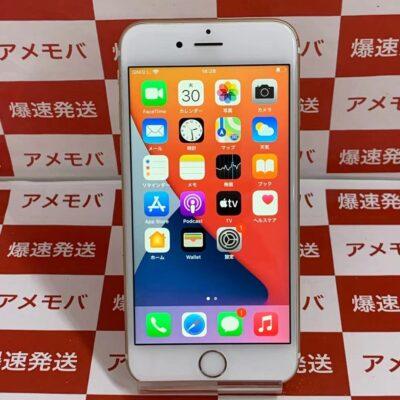 iPhone6s docomo版SIMフリー 128GB MKQV2J/A A1688