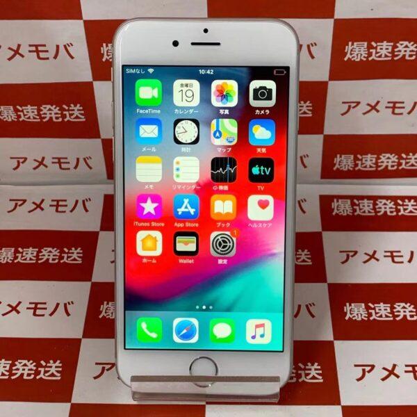 iPhone6 au 64GB MG4H2J/A A1586-正面