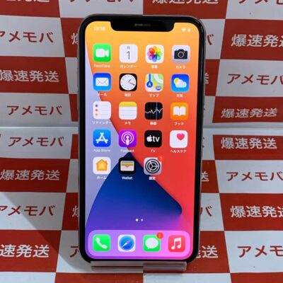 iPhoneX SoftBak版SIMフリー 256GB MQC22J/A A1902
