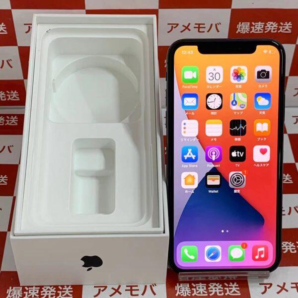 iPhoneX Apple版SIMフリー 64GB MQAX2J/A A1902-正面