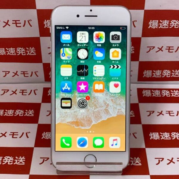 iPhone6 docomo 128GB MG4C2J/A A1586-正面