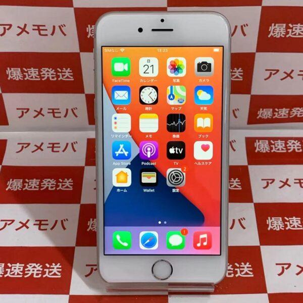 iPhone6s SoftBank版SIMフリー 32GB MN0X2J/A A1688-正面