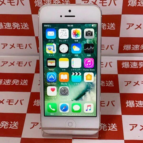iPhone5 SoftBank 16GB MD298J/A A1429-正面