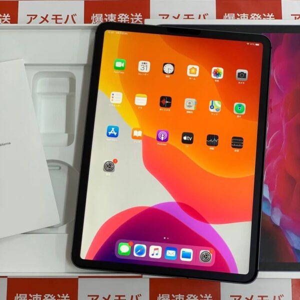 iPad Pro 11インチ 第2世代 au版SIMフリー 128GB MY2V2J/A A2230-正面