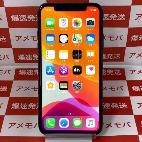 iPhoneX SoftBank 64GB NQAX2J/A A1902-正面