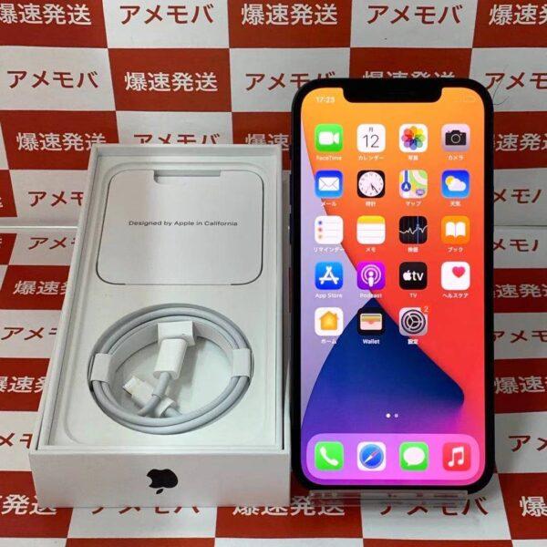 iPhone12 128GB SoftBank MGHU3J/A A2402正面