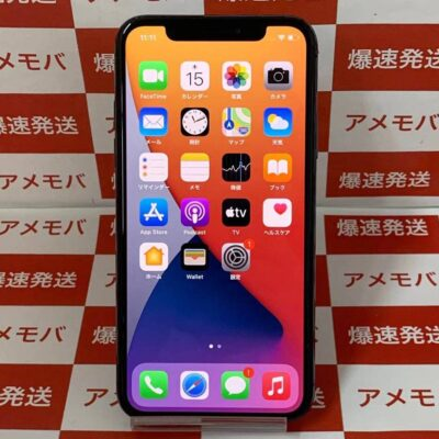 iPhoneX 海外版SIMフリー 256GB MQA82X/A A1865