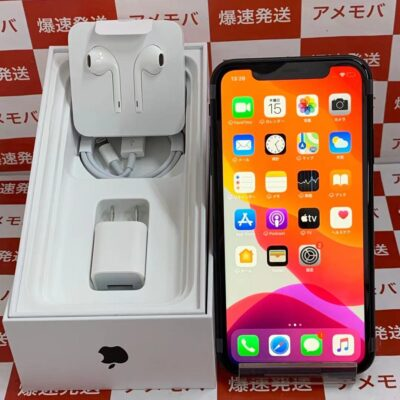 iPhone11 Apple版SIMフリー 128GB MWM02J/A A2221