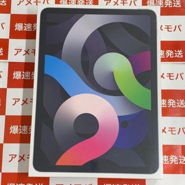 iPad Air 第4世代 Apple版SIMフリー 64GB MYGW2J/A A2072-正面