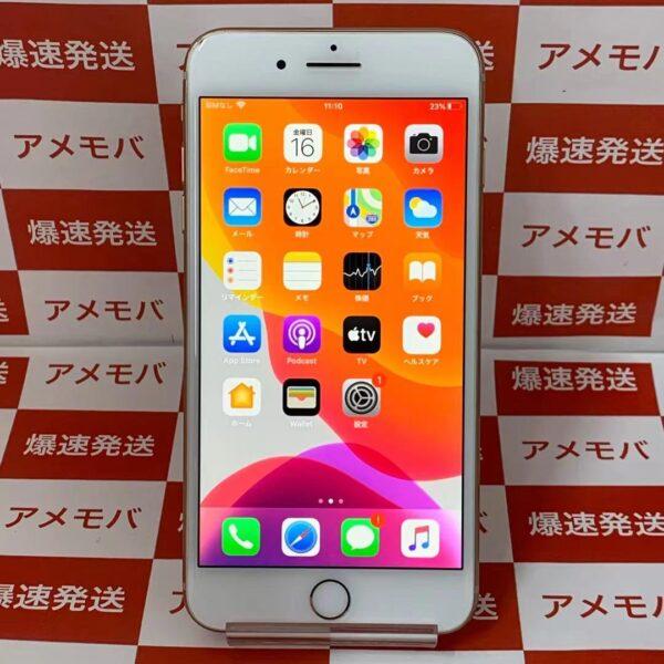 iPhone8 Plus au版SIMフリー 64GB MQ9M2J/A A1898-正面