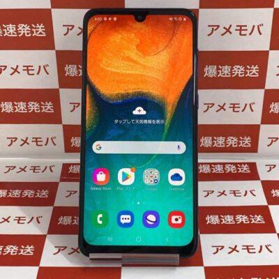 Galaxy A30 SCV43-j J:COM版SIMフリー 64GB