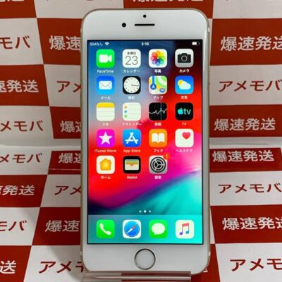 iPhone6 SoftBank 64GB MG492J/A A1586