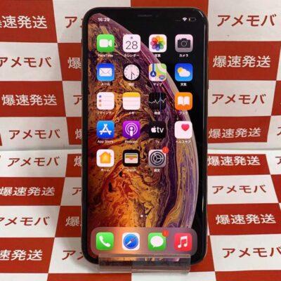 iPhoneXS Max SoftBank版SIMフリー 64GB MT6T2J/A A2102