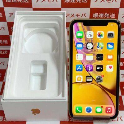 iPhoneXR SoftBank版SIMフリー 64GB MT082J/A A2106