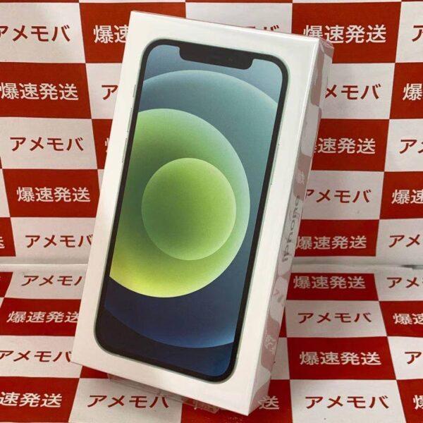 iPhone12 Apple版SIMフリー 128GB MGHY3J/A A2402-正面