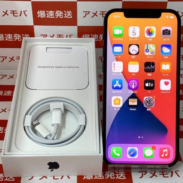 iPhone12 au版SIMフリー 128GB MGHU3J/A A2402 正面