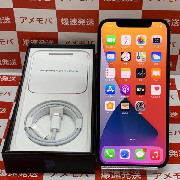 iPhone12 Pro au版SIMフリー 256GB MGMD3 J/A A2406-正面
