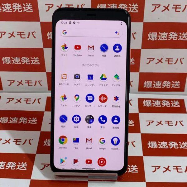 Google Pixel 4 国内版 SIMフリー 64GB -正面
