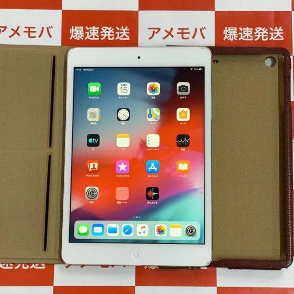 iPad mini 2 Wi-Fiモデル 16GB ME279J/A A1489-正面