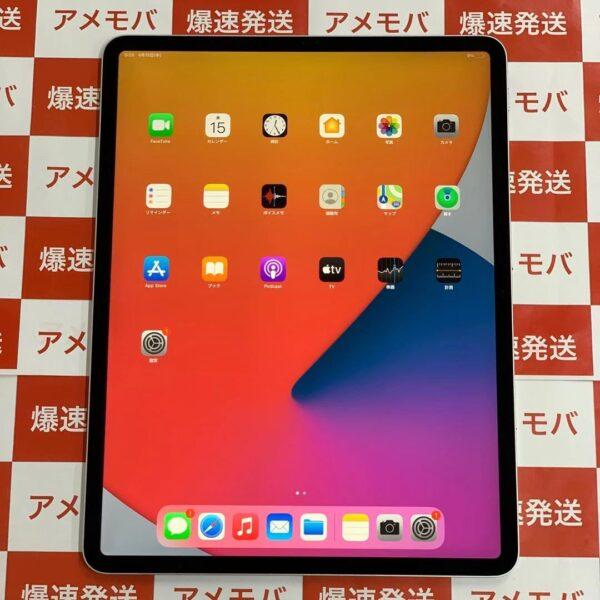 iPad Pro 12.9インチ 第3世代 Wi-Fiモデル 256GB MTFN2J/A A1876-正面