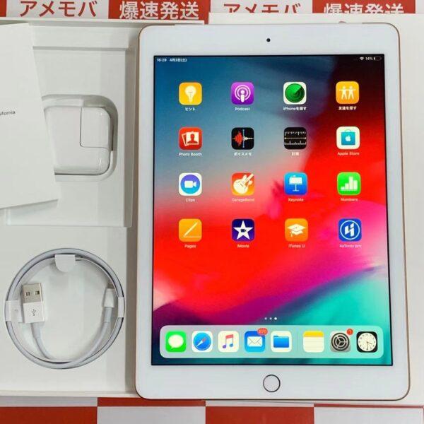 iPad 第6世代 docomo版SIMフリー 32GB MRM02J/A A1954-正面
