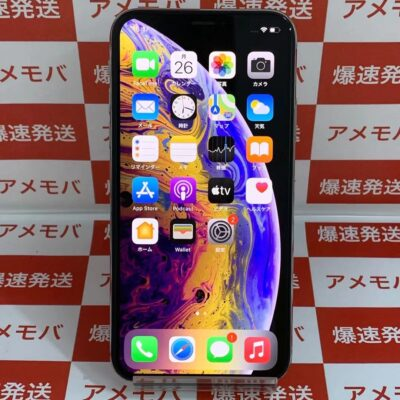 iPhoneXS 海外版SIMフリー 256GB MT9U2CH/A A2100