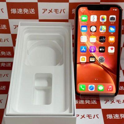iPhoneXR au版SIMフリー 64GB MT0A2J/A A2106