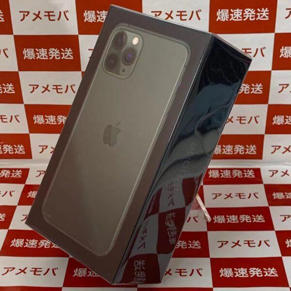 iPhone11 Pro docomo版SIMフリー 64GB MWC62J/A A2215-正面