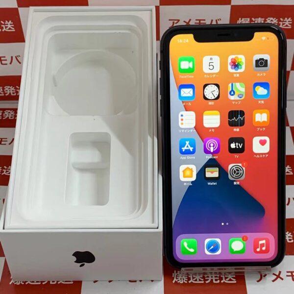 iPhone11 SoftBank版SIMフリー 64GB MWLT2J/A A2221-正面