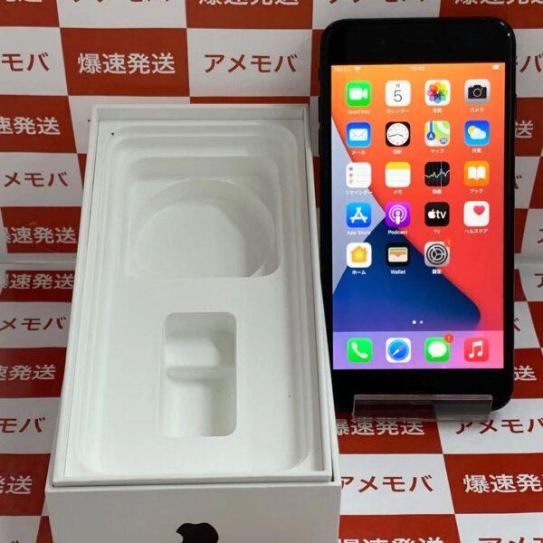 iPhone7 Plus au版SIMフリー 128GB MN6F2J/A A1785-正面