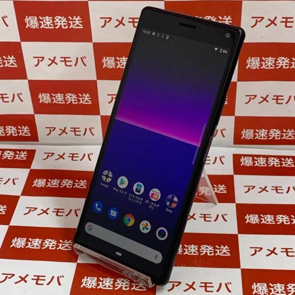 Xperia 8 SOV42 UQmobile 64GB SIMロック解除済み-正面