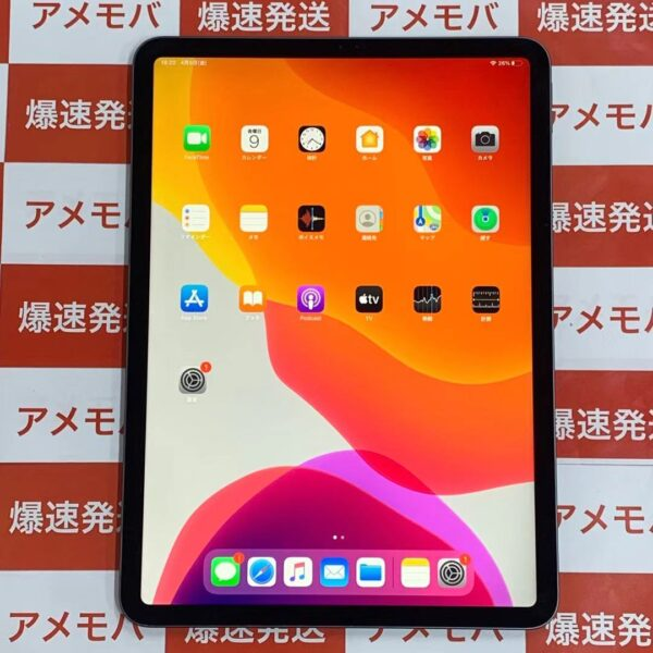 iPad Pro 11インチ 第1世代 Wi-Fiモデル 64GB FTXN2J/A A1980-正面