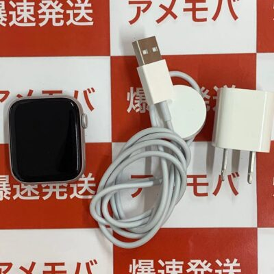Apple Watch SE GPSモデル  44MM MYDQ2J/A A2352