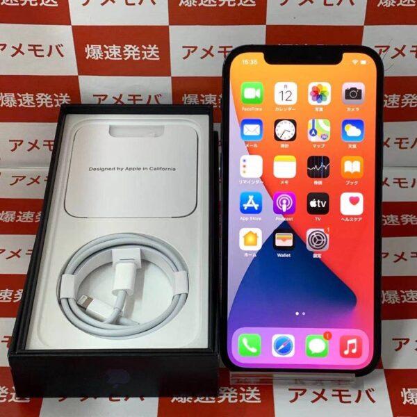 iPhone12 Pro au版SIMフリー 128GB MGM83J/A A2406-正面