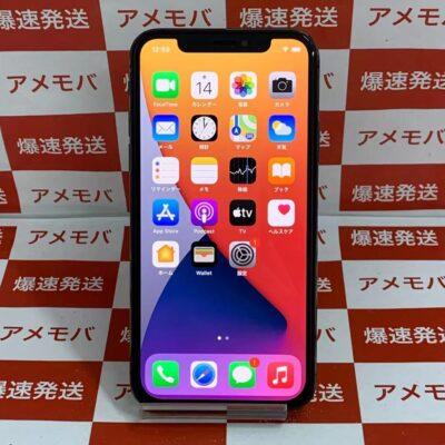 iPhoneX au版SIMフリー 256GB NQC12J/A A1902