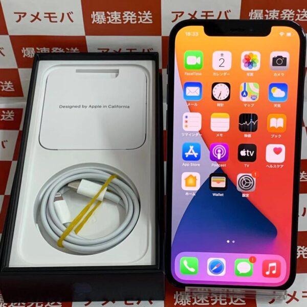 iPhone12 Pro SoftBank版SIMフリー 128GB MGM83J/A A2406-正面