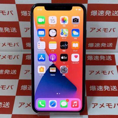 iPhoneX au版SIMフリー 64GB MQAX2J/A A1902