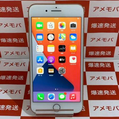 iPhone8 Plus au版SIMフリー 64GB MQ9M2J/A A1898