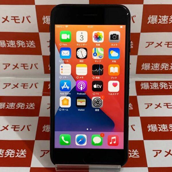 iPhone7 au版SIMフリー 128GB MNCP2J/A A1779-正面
