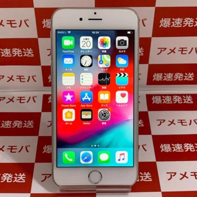 iPhone6s au版SIMフリー 16GB MKQK2J/A A1688