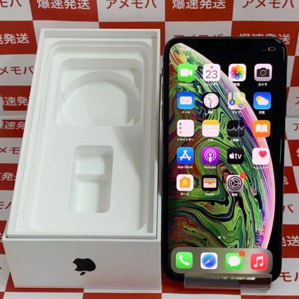 iPhoneXS Max SoftBank版SIMフリー 64GB MT6Q2J/A A2102-正面