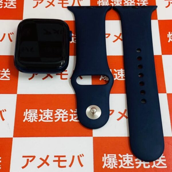 Apple Watch Series 6 GPS + Cellularモデル 44mm M09A3J/A A2376-正面