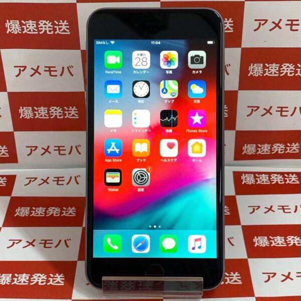 iPhone6s Plus SoftBank版SIMフリー 128GB NKUD2J/A A1687-正面