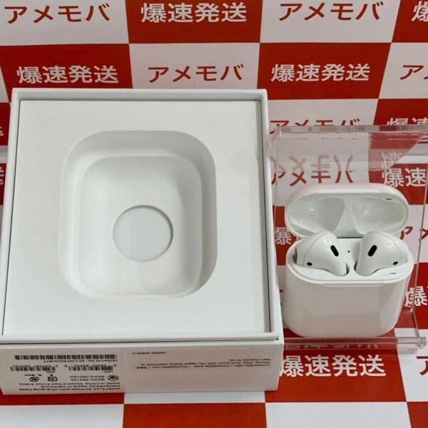 Apple AirPods 第1世代 MMEF2J/A 正面