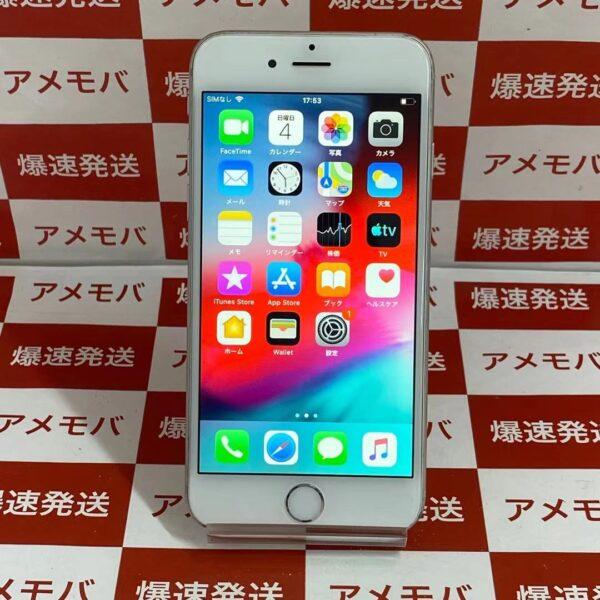 iPhone6 docomo 16GB NG482J/A A1586-正面