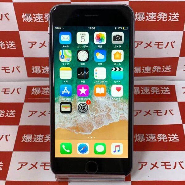 iPhone6s docomo版SIMフリー 64GB MKQN2J/A A1668-正面