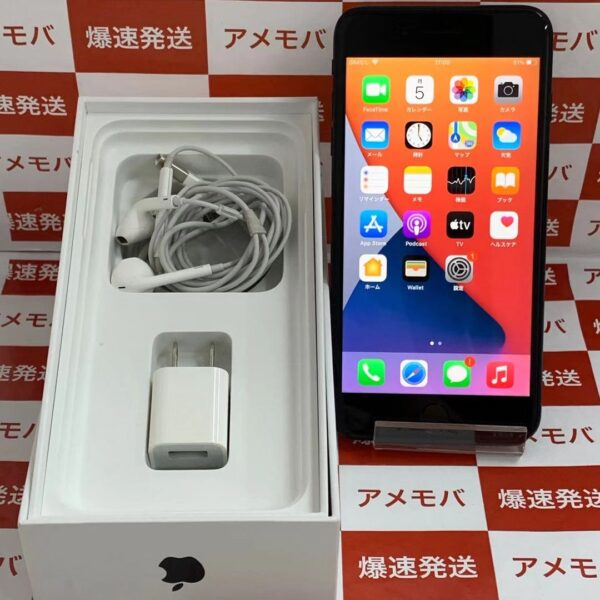 iPhone7 Plus Apple版SIMフリー 128GB MN6F2J/A A1785-正面