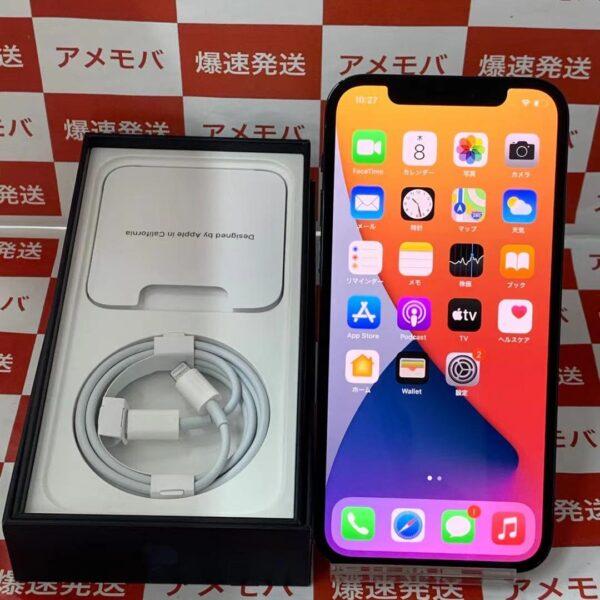 iPhone12 Pro au版SIMフリー 256GB MGMD3J/A A2406-正面