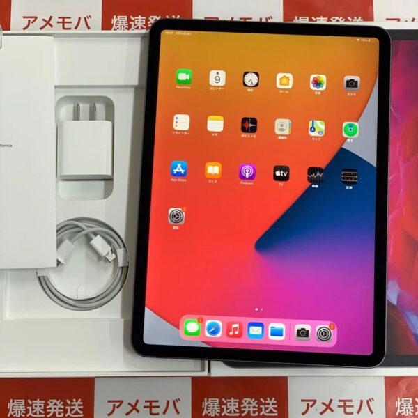 iPad Pro 11インチ 第2世代 Wi-Fiモデル 128GB MY232J/A A2228-正面