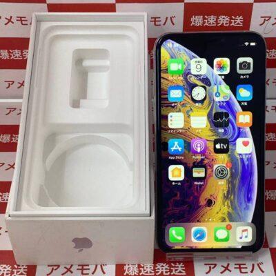 iPhoneXS au版SIMフリー 256GB NTE12J/A A2098